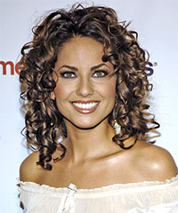 Barbara Mori hairstyles